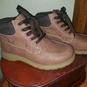 Boy Brown bressy Boots
